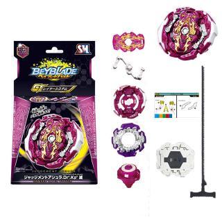 Beyblade Set Burst GT B-152-Red Judgement Ashura Metsu With Launcher Kids Gift Toy
