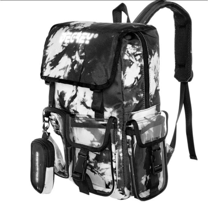 Balo Degrey TieDye Backpack Dark Green