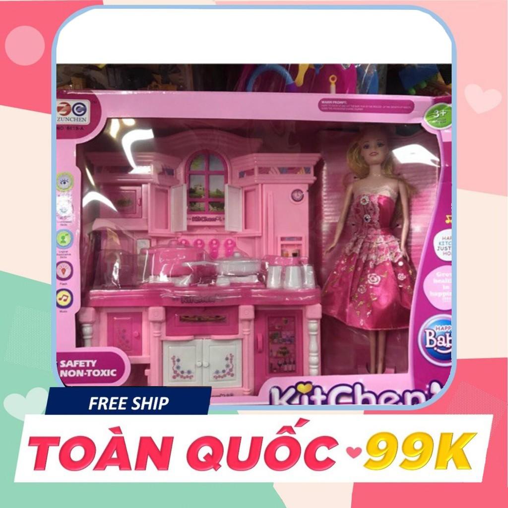 [Giá Tốt] Đồ chơi nấu ăn tủ bếp hồng kèm búp bê - 14152490 , 2138686817 , 322_2138686817 , 341550 , Gia-Tot-Do-choi-nau-an-tu-bep-hong-kem-bup-be-322_2138686817 , shopee.vn , [Giá Tốt] Đồ chơi nấu ăn tủ bếp hồng kèm búp bê