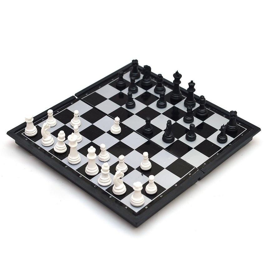 Bộ cờ vua quốc tế cỡ vừa cho 2 người chơi