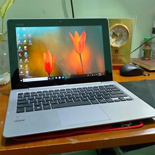 Laptop 3 trong 1 ASUS Transformer TX201 Tuyệt phẩm công nghệ
