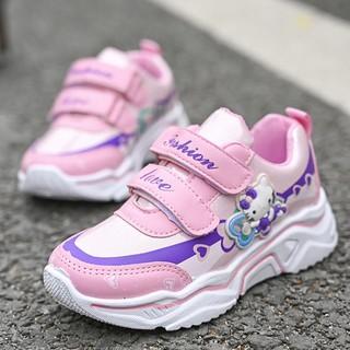 Giày thể thao bé gái, giày đi học bé gái SĐT48