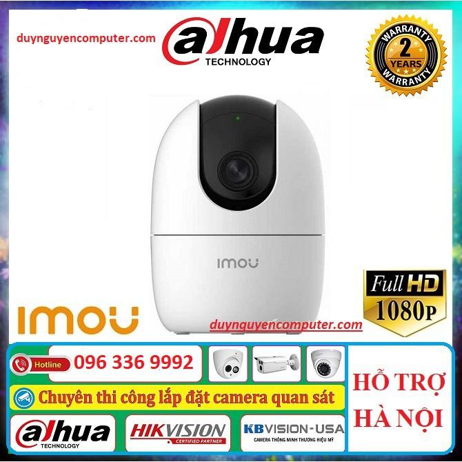 Camera IP Wifi 2M IMOU - A22EP Còi Hú Báo Động [DAHUA].BẢO HÀNH CHÍNH HÃNG 2 NĂM 1 ĐỔI 1