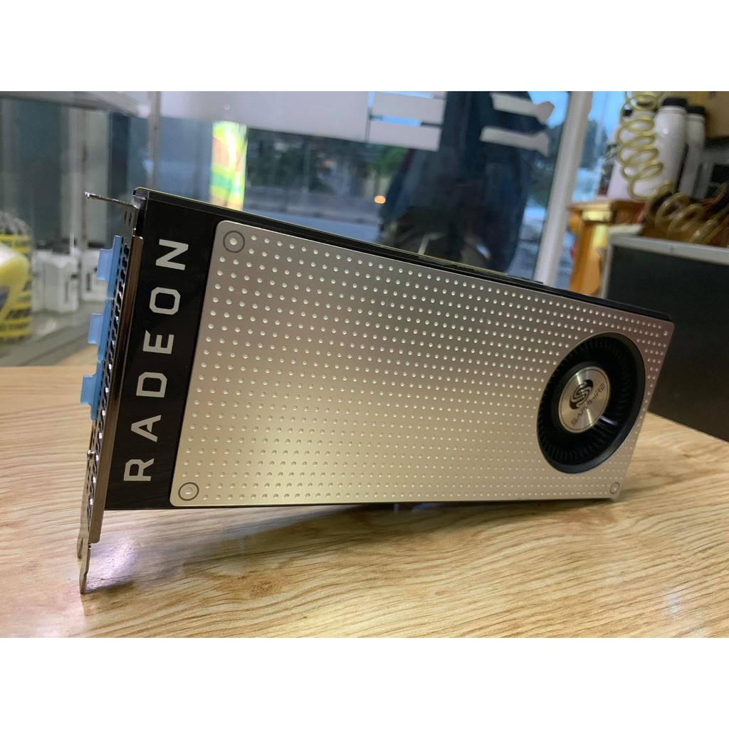 VGA SAPPHIRE RX470 4GB Platinum Edition (Bảo hành 01/2020) Giá chỉ 1.390.000₫
