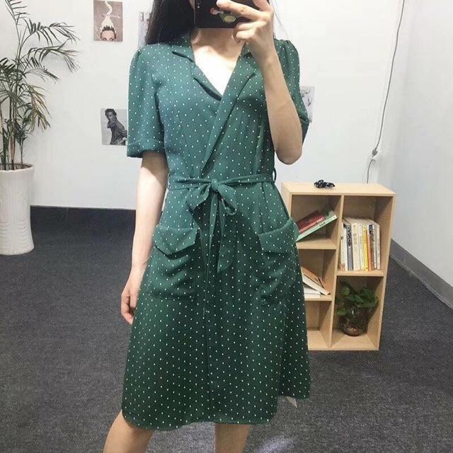 Váy MNG chấm bi