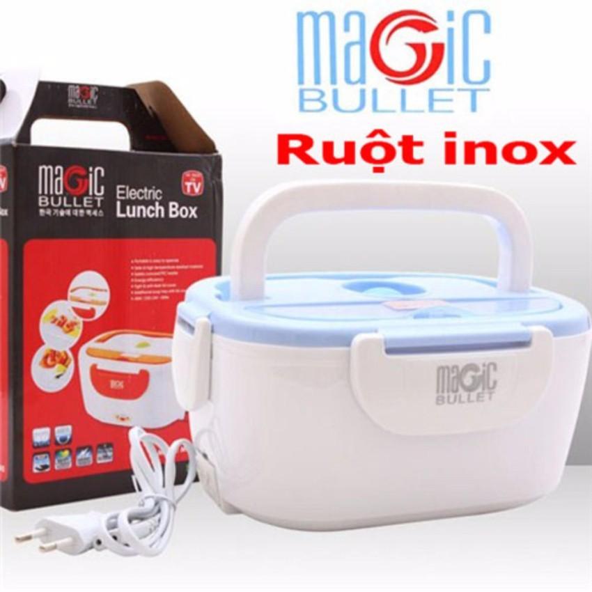 Hộp hâm nóng cơm Magic ruột inox - 9992803 , 408104204 , 322_408104204 , 159000 , Hop-ham-nong-com-Magic-ruot-inox-322_408104204 , shopee.vn , Hộp hâm nóng cơm Magic ruột inox