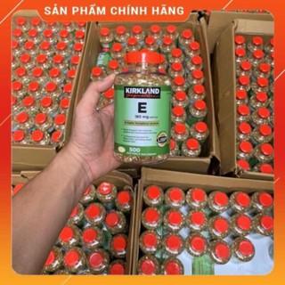 FreeShip- Hàng chất lượng cao Viên uống vitamin E