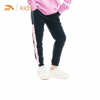 Quần dài thể thao bé gái Anta Kids 362027347-2 thumbnail