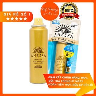 ( HOT SALES ) Xịt chống nắng bảo vệ hoàn hảo Anessa Perfect UV Sunscreen Skincare Spray 60g thumbnail