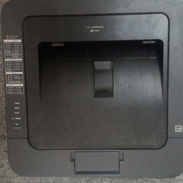 Máy in Brother 2250DN- Máy in 2 mặt, có mạng.