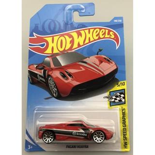 Xe mô hình Hot Wheels Pagani Huayra FYD00