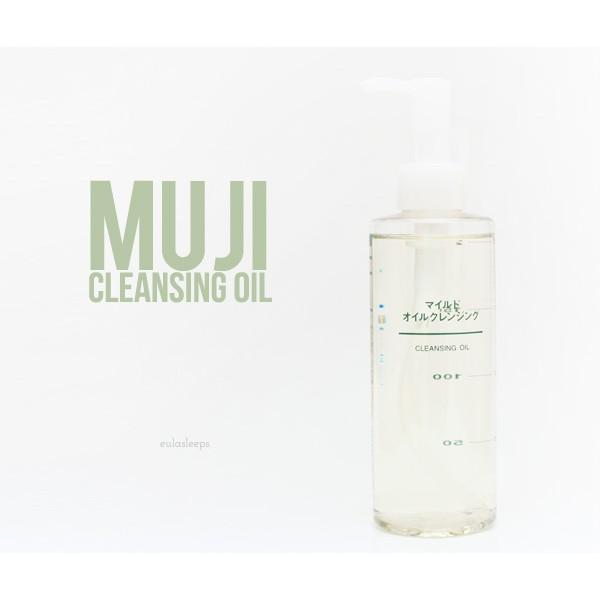 SHARE - ☔ Dầu tẩy trang Muji Oil Cleansing