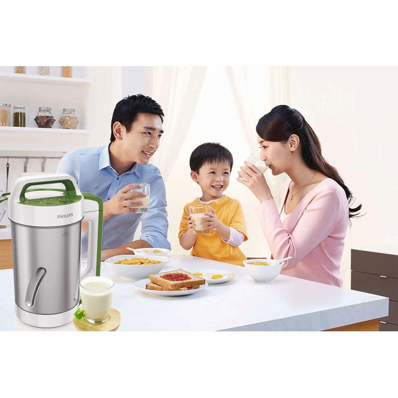Hãng phân phối chính thức - Máy làm sữa đậu nành Philips HD2052 1.2 lít