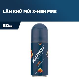 X-MEN – Lăn Khử Mùi X-Men Fire 50ml – Giá Sỉ