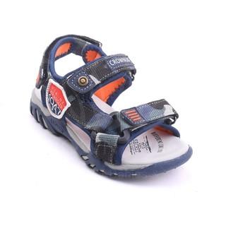 [Mã KIDMALL15 hoàn 15% xu đơn 150K] Dép Sandal Crown UK Space Active CRUK533 cho bé trai từ 3 - 10 tuổi hàng xuất xịn