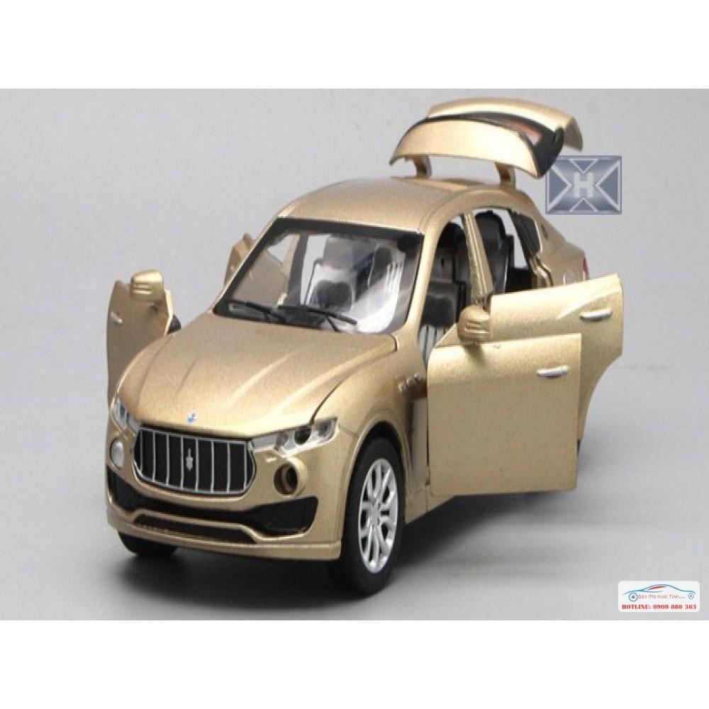 Mô hình xe Ô Tô Maserati Levante SUV Full Cửa tỷ lệ 1:32