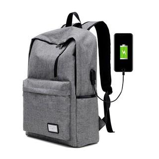 Balo đựng laptop có cáp sạc điện thoại đựng được nhiều đồ SBE146