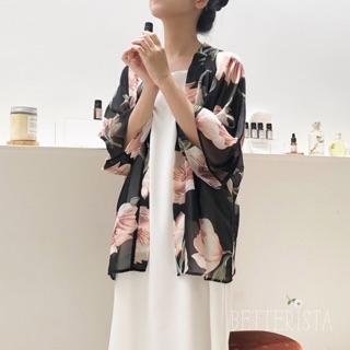 Kimono Họa Tiết Hoa thumbnail