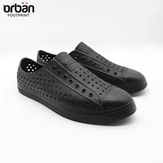 [Mã FASHIONGREEN94 giảm tới 30K đơn 99K] Giày thể thao Nam Nữ Fit_Urban Đen Full thumbnail