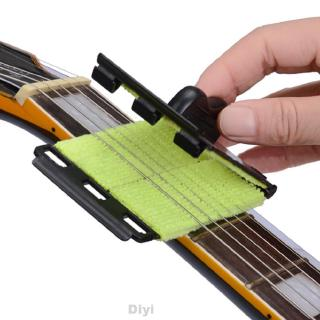 Portable Musical Instrument Fingerboard Acoustic Maintenance Guitar String Cleaner