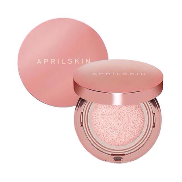 Follow Shop 21/12 Phấn nước April Skin Magic Snow Cushion Pink SPF50