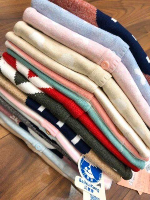Áo ghile len Quảng Châu