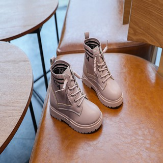Giày Boot cho bé gái phong cách hàn quốc EB006 thumbnail