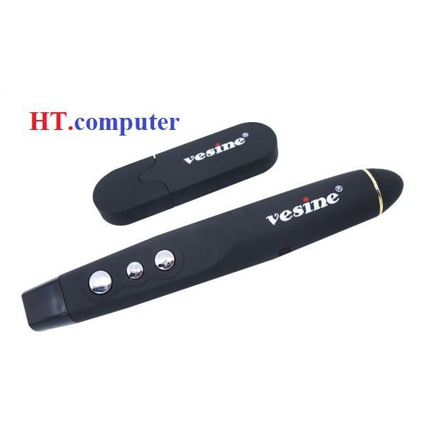 Bút trình chiếu Vesine Vp101( bút chỉ laser tia đỏ)