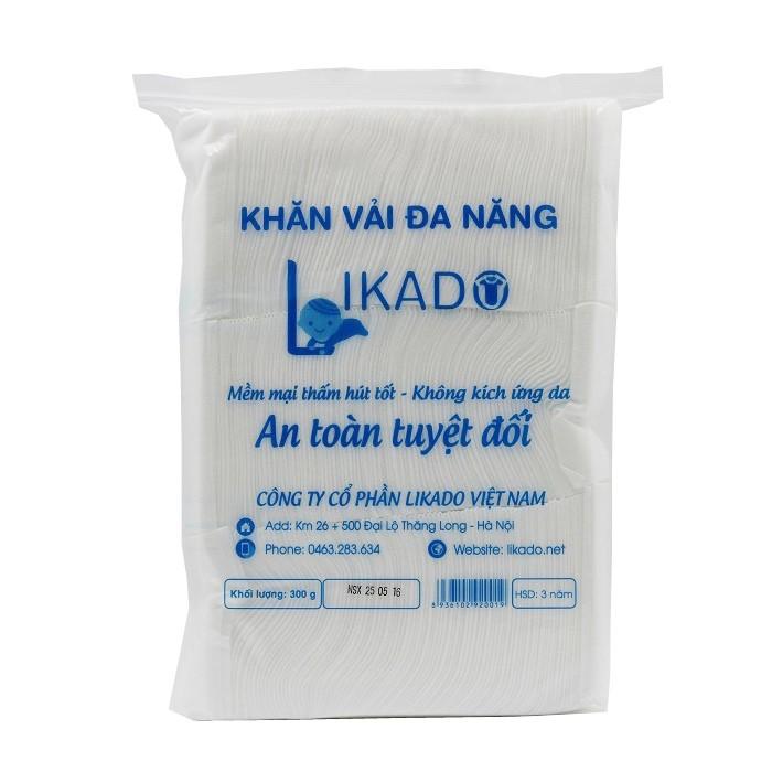 COMBO 8 Bịch Khăn vải khô đa năng LIKADO - Loại 300gr - 270 tờ - 3024698 , 974349685 , 322_974349685 , 400000 , COMBO-8-Bich-Khan-vai-kho-da-nang-LIKADO-Loai-300gr-270-to-322_974349685 , shopee.vn , COMBO 8 Bịch Khăn vải khô đa năng LIKADO - Loại 300gr - 270 tờ