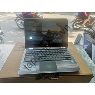 Laptop 2 trong 1 Hp X360 cảm ứng xoay gập 360 độ, nguyên tem FPT