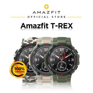 Đồng hồ thông minh Amazfit T-REX -Hàng Chính Hãng - Bảo hành 12 Tháng 1 đổi 1