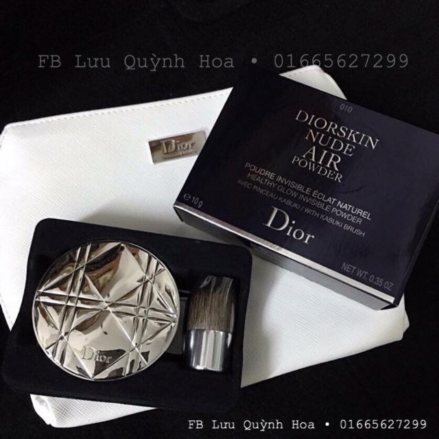Phấn nén Diorskin Nude Air Powder Dior