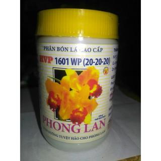 Phân bón lá cao cấp HPV 6-30-30 Kích thích ra hoa lọ 100g dùng cho