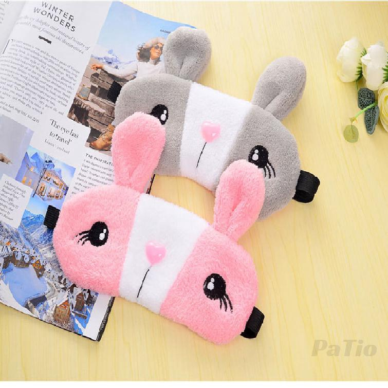 Mask Cover Soft Plush for Material Travel 340