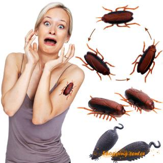 COD Electronic Trick-Playing Toy Simulation Insect Crawl Cockroaches/ Mouse Vibration Toys