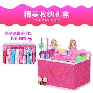 Bộ Đầm Cưới Cho Búp Bê Barbie