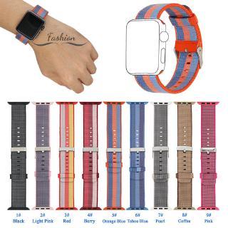 Dây Đeo Nylon Cho Đồng Hồ Thông Minh Apple Watch Iwatch 38/42mm