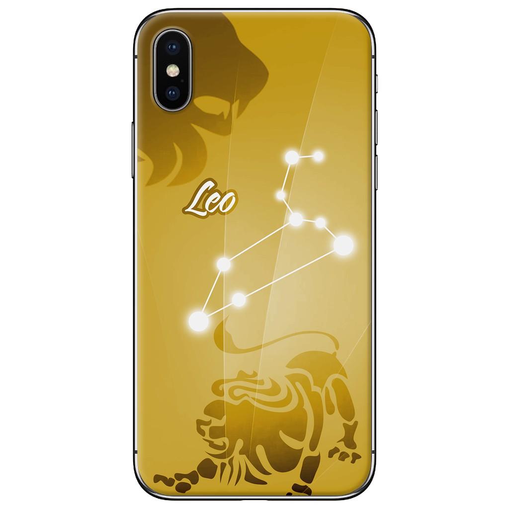 Ốp lưng iPhone X - nhựa dẻo Leo