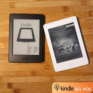 Máy đọc sách Kindle Paperwhite 3 (7th) có đèn nền với màn hình 6'' 300PPI sắc nét, bộ nhớ 4GB