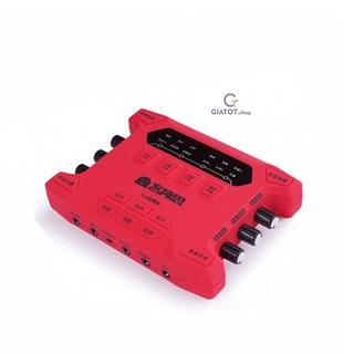Sound card dành cho Micro thu âm XOX K10 Model 2018 thumbnail