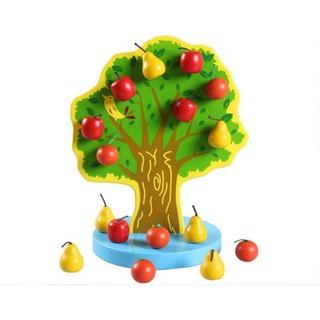 Bé học toán cùng cây quả nam châm xuất khẩu