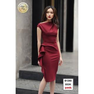 """Váy đầm Nataly Đỏ Đô - Hàng thiết kế giá chỉ còn <strong class=""""price"""">28.000.000.000đ</strong>"""