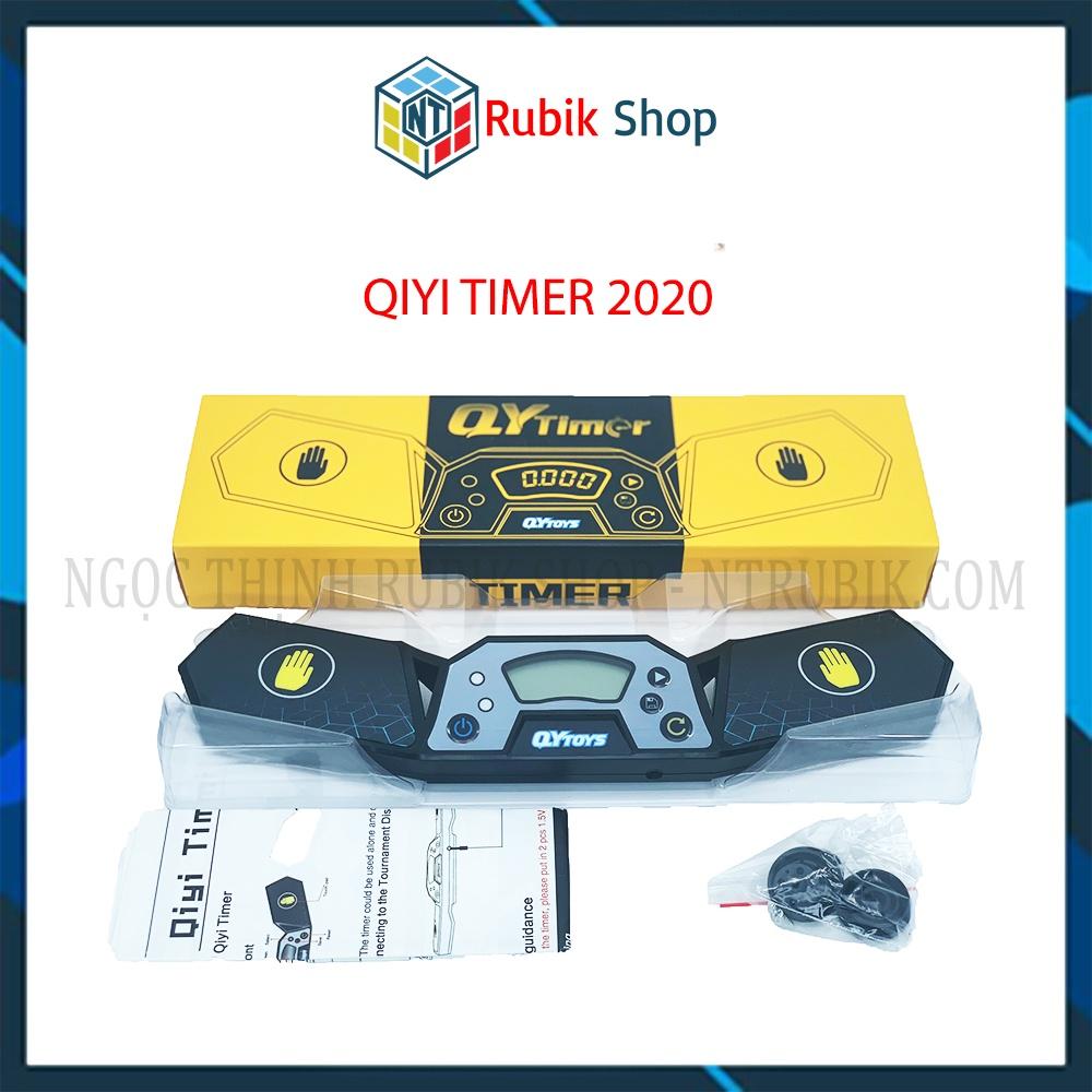 [Phụ kiện Rubik] Thiết bị bấm giờ QiYi Timer 2020