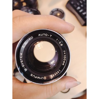 Ống kính MF ZUIKO AUTO-T 100mm F2.8 thumbnail