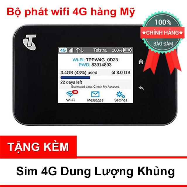 (Rẻ Vô Địch) Bộ Phát Wifi 4G Cao Cấp 810S, Netgear 782S, Netgear 762S, AC800S - Hàng Thương Hiệu Mỹ