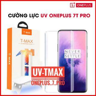 Kính cường lực OnePlus 7 Pro Full màn UV T-MAX LIQUID thumbnail