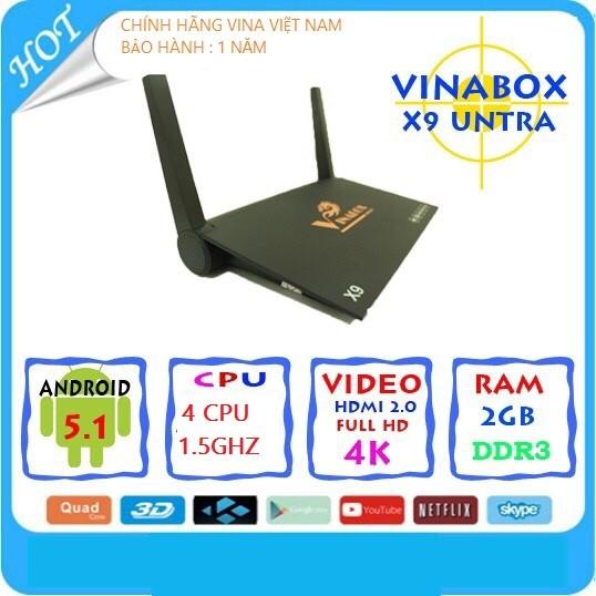 BIẾN TV THƯỜNG THÀNH SMART TV VỚI VINA BOX X9 (Ram 2G) - 2527057 , 40028201 , 322_40028201 , 820000 , BIEN-TV-THUONG-THANH-SMART-TV-VOI-VINA-BOX-X9-Ram-2G-322_40028201 , shopee.vn , BIẾN TV THƯỜNG THÀNH SMART TV VỚI VINA BOX X9 (Ram 2G)