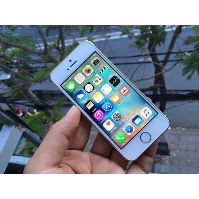 Điện Thoại iPhone 5S Lock 16GB Nhật Zin Nguyên Bản 100%