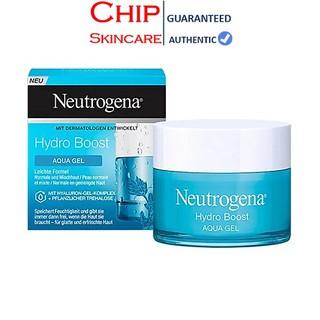 Gel Dưỡng Ẩm Neutrogena Hydro Boost Gel Cream Và Neutrogena Aqua Gel Water Gel Chip Skincare thumbnail