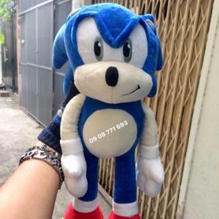 Thú bông nhím Sonic 42cm